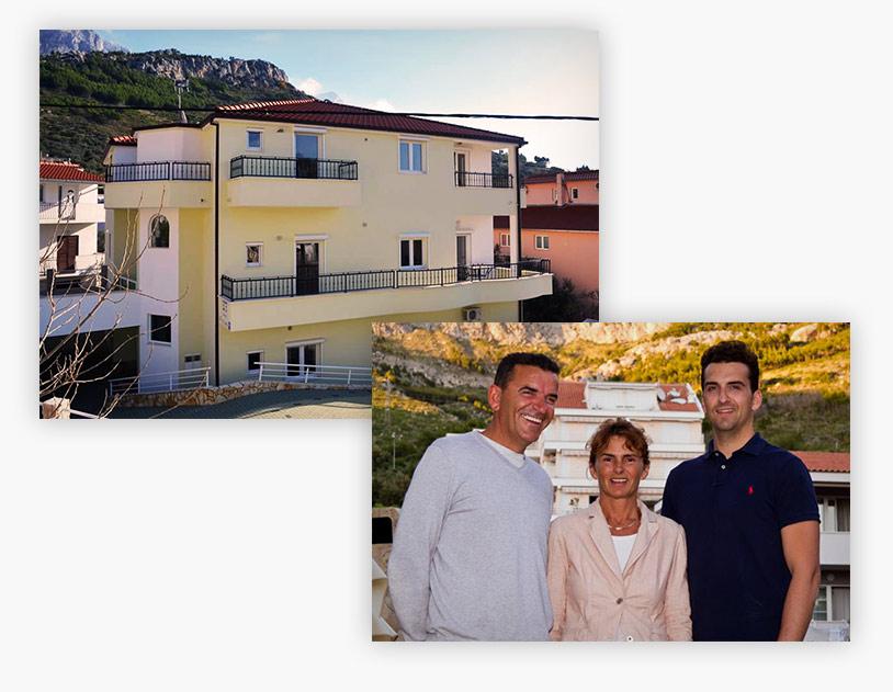 Villa Matija - Obitelj Suljkanović